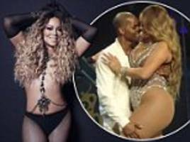 Mariah Carey is accused of 'photoshopping' again