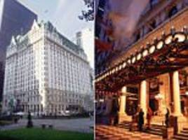 New York's Plaza Hotel to be up for sale valued at $560m