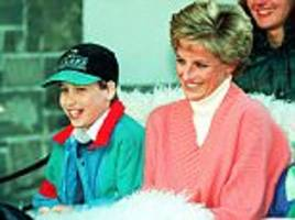 Prince William proud that Diana spoke about bulimia fight