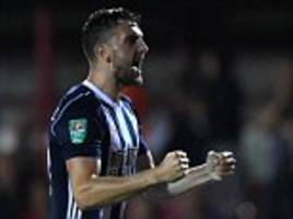 carabao cup second round: west brom avoid slip-up