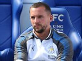 Chelsea and Leicester in stand-off over Danny Drinkwater