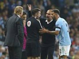 kyle walker says sorry to manchester city over red card