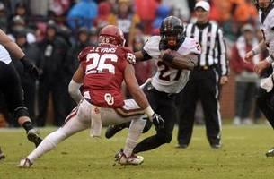 Oklahoma State RB Hill could emerge as star this season
