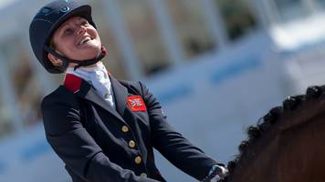para-dressage european championships: britain retain their team title