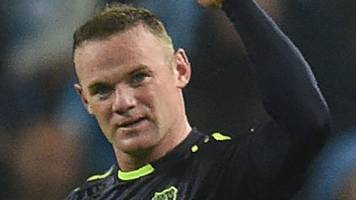 Wayne Rooney: Everton striker's focus is on club rather than country