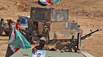 is conflict: iraqi forces enter outskirts of tal afar
