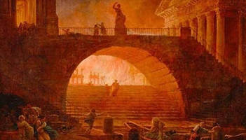 are we fiddling while rome burns?