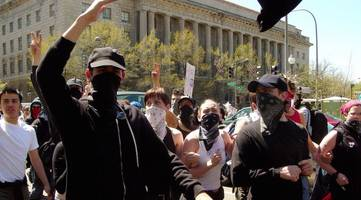 petition to label antifa a terrorist organization reaches critical milestone
