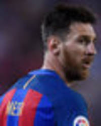 barcelona star lionel messi concerned as man utd and chelsea plot sergi roberto raids
