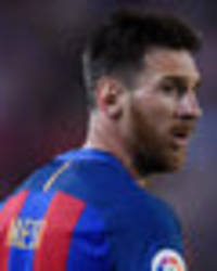 Barcelona superstar Lionel Messi refuses to sign contract until Neymar is replaced