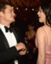 Orlando Bloom tells Katy Perry: 'Grow your hair and I'll marry you!'