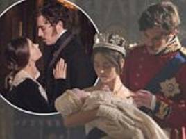 Victoria season two will see monarch's 'fits of passion'