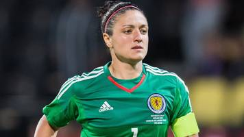 203 caps and out - keeper fay retires from scotland duty