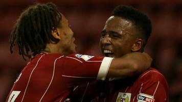 bristol city stun watford in five-goal efl cup upset