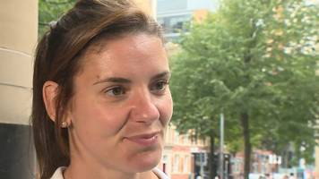 Women's Rugby World Cup: Sarah Hunter says semi-final will be 'one hell of a game'