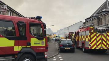 fife nursing home fire residents moved to new home