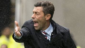 Rangers: Pedro Caixinha 'best squad' claims confuse Kris Commons