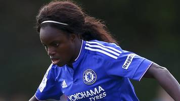 eniola aluko: chelsea 'commend' england striker after 'bullying' claims