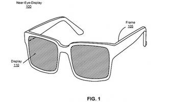 Patent Shines Light on Facebook's AR Glasses
