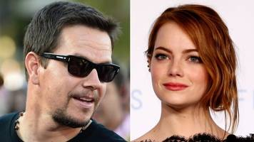 Mark Wahlberg And Emma Stone Reveal Hollywood's Gender Pay Gap