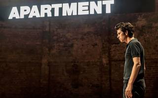 ben whishaw plays a tech billionaire in search of violence at the almeida