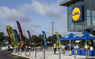 lidl is now the seventh-largest supermarket in the uk