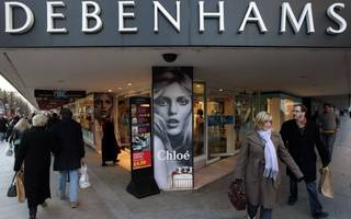 mike ashley's sports direct has raised its stake in debenhams again