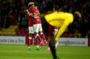 bristol city player ratings as lloyd kelly, frank fielding impress while bobby reid, aden flint shine