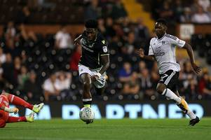 bristol rovers upset odds with win against fulham to make carabao cup third round