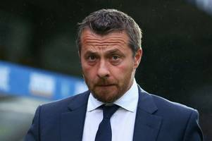 fulham boss slavisa jokanovic reveals the type of players he is likely to use against bristol rovers