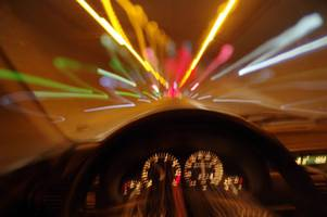 learner driver sped down a46 unsupervised at 90mph while nearly double the drink driving limit