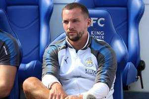 Leicester City reject Chelsea's £30m bid for Danny Drinkwater, say reports