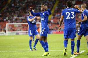 sheffield united 1-4 leicester city ratings: three players deserve an eight out of 10