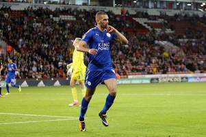 sheffield united 1-4 leicester city reaction: shakespeare praise for pair's performance