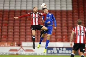 what time does sheffield united v leicester city kick off? is it on tv? what channel is it on?
