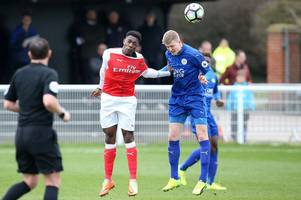 who is josh knight? what we know about the leicester city academy defender handed a surprise call into squad