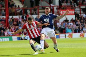 nottingham forest striker daryl murphy might not get chance to face former club newcastle