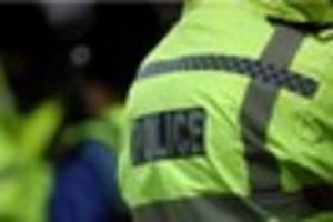 Man charged following police chase in Tunstall