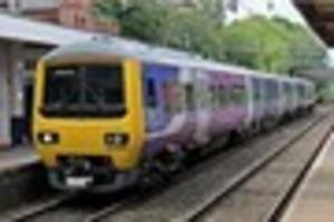 man dies after being hit by train