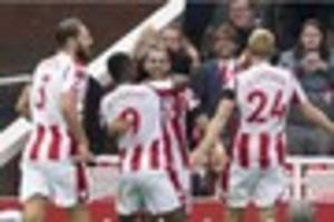 stoke city players impressed with smiley-faced newcomers jese and...
