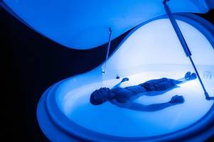 float in the forest: why sensory-deprivation tanks could bring new age stress-busting to the county