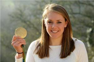 olympic gold medallist giselle ansley to officially open new east devon all-weather pitch