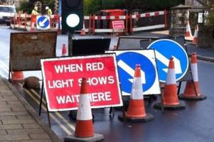 motorists urged to check their vehicles this bank holiday weekend as 98% of roadworks are lifted