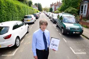 councillor criticises recommendations of parking review ahead of scrutiny meeting