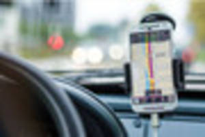 if you use your phone as a sat nav this is what you need to know...