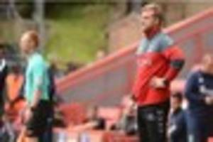 karl robinson declares 'charlton athletic should be top half of...