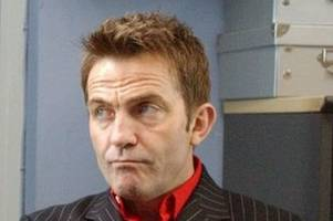 bradley walsh revealed as doctor who companion to time lord jodie whittaker