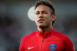 barcelona to sue neymar for €8.5million for breaching contract by securing world-record psg switch