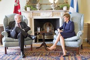First Ministers of Scotland and Wales unite against Tory Brexit power grab