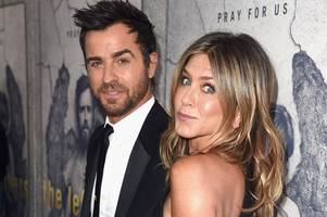 jennifer aniston's husband justin theroux reveals the crazy world living inside hollywood bubble